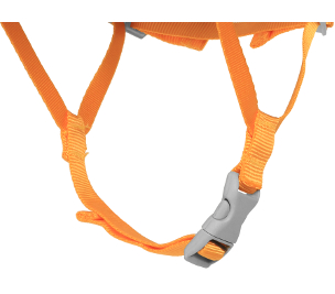 C0071* / PENTA - chin strap with an extended length allows to wear a hat under the helmet