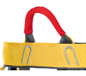 C5029BS / TOP CANYON - colored belay loop for proper tie-in