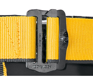 C5029BS / TOP CANYON - waist belt adjustment using Rock&Lock buckle