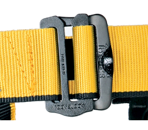 C5031BS00 / TOP - waist belt adjustment using Rock&Lock buckle