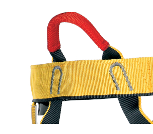 C5031BS00 / TOP - colored belay loop