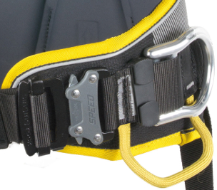 W0082DR / PROFI WORKER 3D speed - SPEED buckles enable fluent and fast adjustment