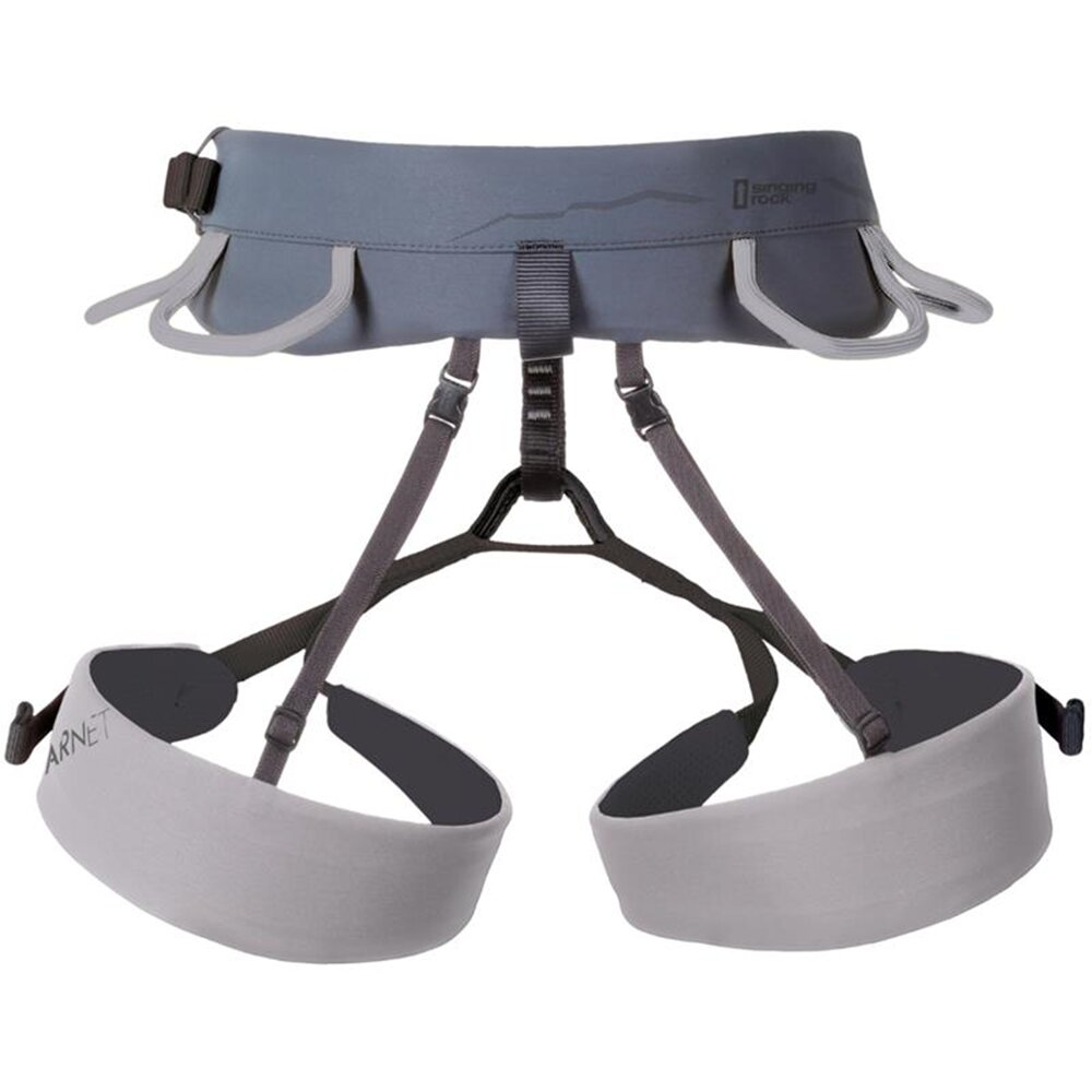 Singing Rock GARNET All-round harness with adjustable leg loops