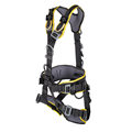 W0086BO / ANTISHOCK I - antistatic harness for work at height in explosive environments