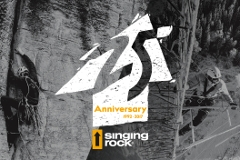 SINGING ROCK party 25 Years in the Vertical World