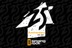 Honoree 25 Years with Singing Rock