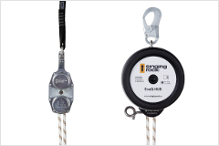 New work safety and rescue devices