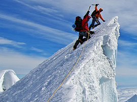 Mountaineering & High Alpine