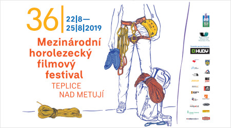 36th International Mountaineering Film Festival in Teplice nad Metují