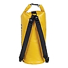 DRY BAG - easily detachable foam padded shoulder straps