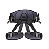 W0076DB / SIT WORKER 3D speed - black version