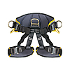 W0077DR / SIT WORKER 3D speed steel - the variant of SIT WORKER 3D with SPEED buckles and all metal parts in steel